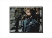 Peter Dinklage Autograph Photo - Game Of Thrones